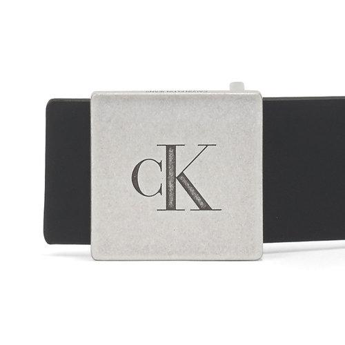Calvin Klein - Ζώνες - BLACK/BITTER BROWN