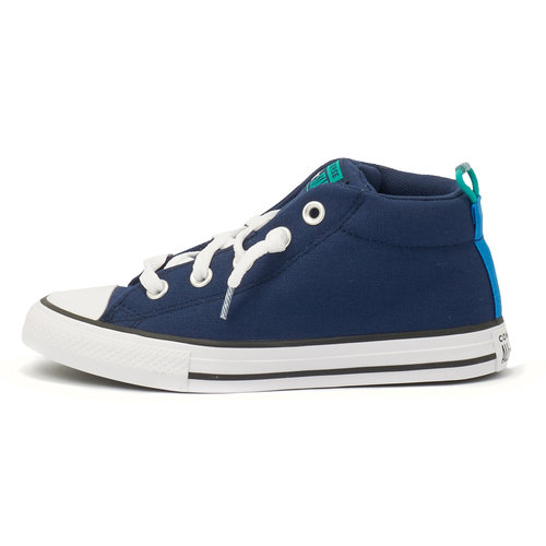 Converse Chuck Taylor Wordmark - Sneakers - MIDNIGHT NAVY/COURT GREEN