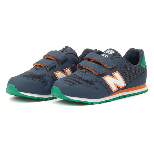 New Balance 500 - Sneakers - NAVY