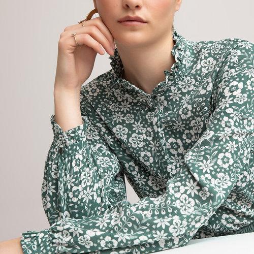 Φλοράλ πουκάμισο - Μπλούζες & Πουκάμισα - ΠΡΑΣΙΝΟ ΦΛΟΡΑΛ ΤΥΠΩΜΑ