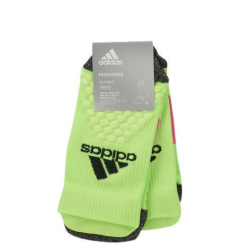 adidas ULTRABOOST 21 CREW - Κάλτσες - SOLAR YELLOW/BLACK