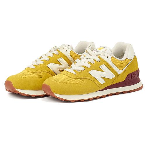 New Balance 574 - Sneakers - VARSITY/GOLD
