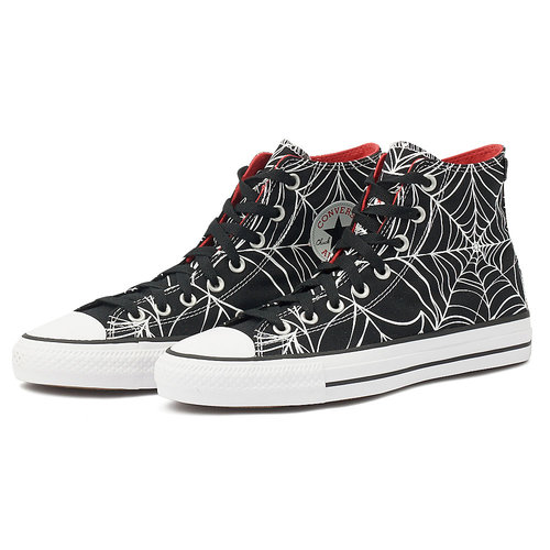 Converse Cons Chuck Taylor Pro - Sneakers - BLACK/UNIVERSITY RED