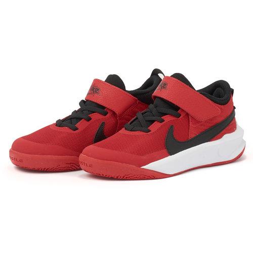 Nike Team Hustle D 10 (Ps) - Αθλητικά - UNIVERSITY RED/BLACK