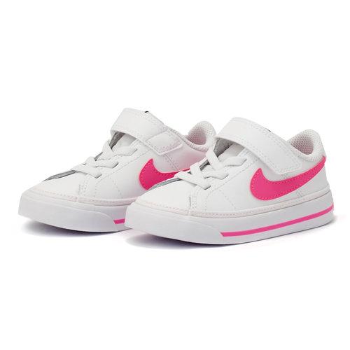 Nike Court Legacy (Tdv) - Αθλητικά - WHITE/HYPER PINK