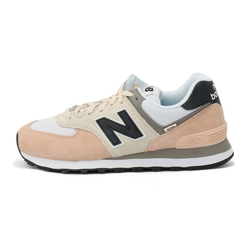 New Balance 574 - Sneakers - ROSE/WATER