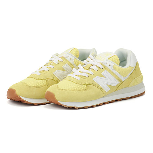 New Balance 574 - Sneakers - YELLOW