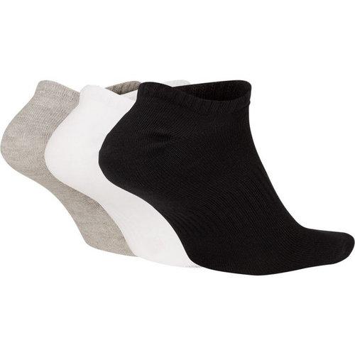 Nike U Nk Everyday Ltwt Ns 3Pr - Κάλτσες - MULTI-COLOR