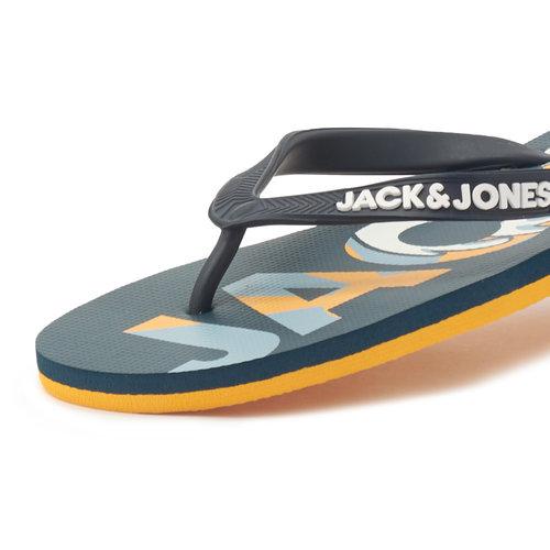 Jack & Jones Flip Flop Pack - Σαγιονάρες - MAJOLICA BLUE