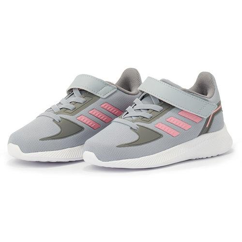 adidas Runfalcon 2.0 I - Αθλητικά - HALO SILVER/SUPER POP