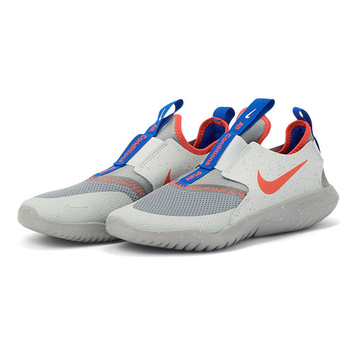 Nike Flex Runner SE - Αθλητικά - PARTICLE GREY/BRIGHT CRIMSON