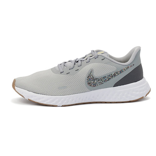 Nike Revolution 5 Premium - Αθλητικά - WOLF GREY/PHOTON DUST