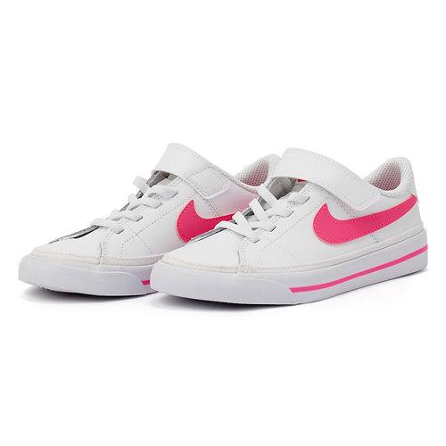 Nike Court Legacy (Psv) - Αθλητικά - WHITE/HYPER PINK