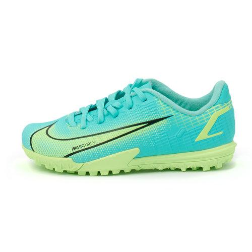 Nike Jr. Mercurial Vapor 14 - Αθλητικά - DYNAMIC TURQ/LIME GLOW