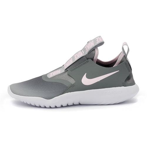 Nike Flex Runner - Αθλητικά - LT SMOKE GREY/PINK FOAM