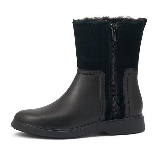 Clarks - Μπότες - BLACK