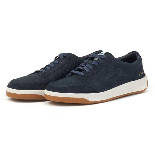 Clarks - Sneakers - NAVY