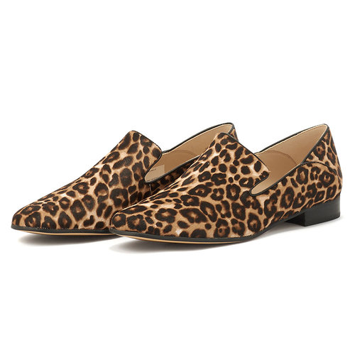 Clarks - Brogues & Loafers - LEOPARD
