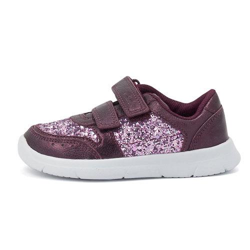 Clarks - Sneakers - BERRY