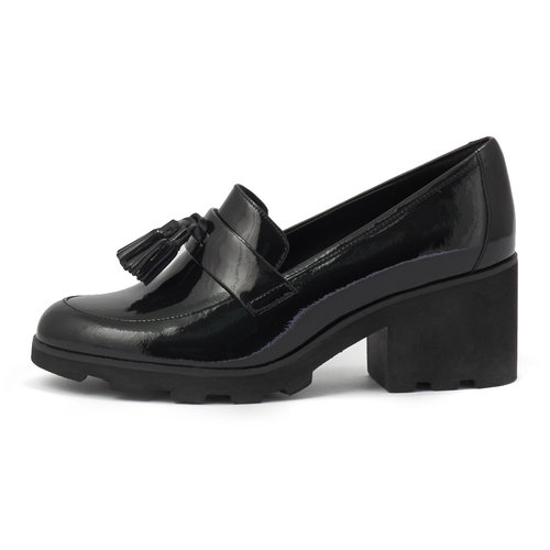 Clarks - Brogues & Loafers - BLACK