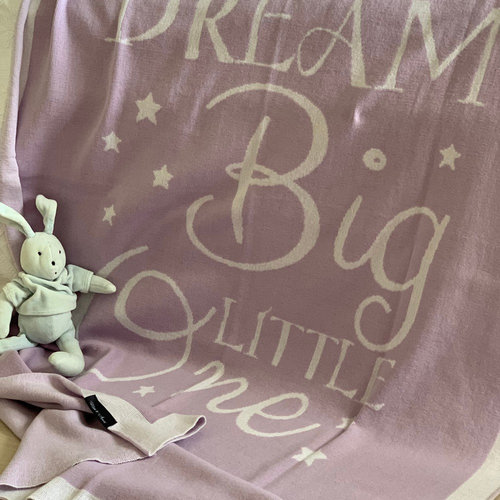 Philippe Armine Dream - Κουβέρτες - LILA/WHITE