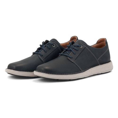 Clarks - Brogues & Loafers - NAVY