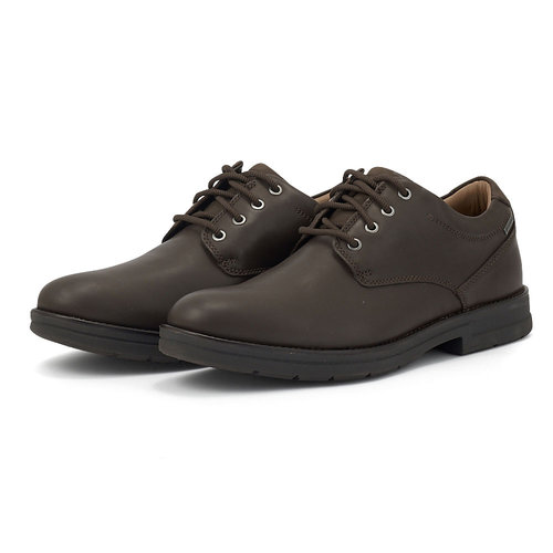 Clarks - Brogues & Loafers - BROWN