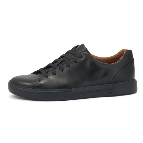 Clarks - Sneakers - BLACK