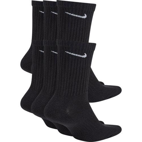 Nike Everyday Cushioned - Κάλτσες - BLACK/WHITE