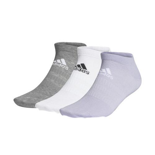adidas Light Low 3Pp - Κάλτσες - PURPLE TINT/MEDIUM GREY HEATHER