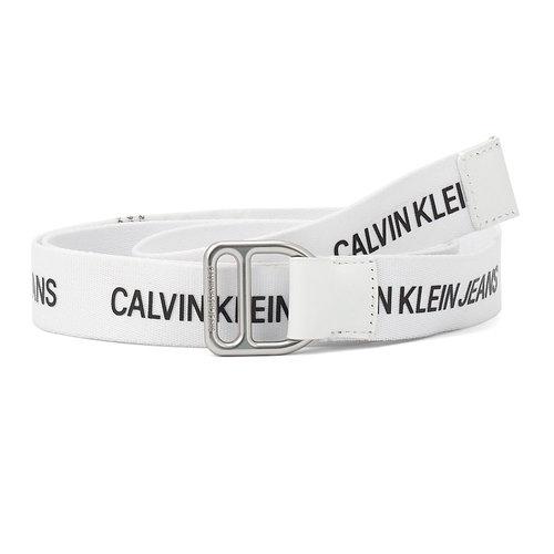 Calvin Klein - Ζώνες - BRIGHT WHITE