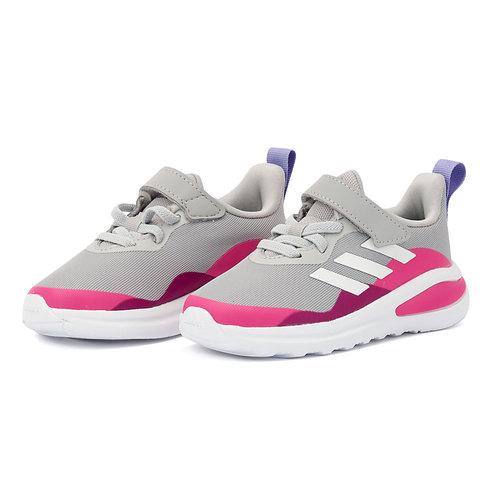 adidas Fortarun El I - Αθλητικά - GREY TWO/FTWR WHITE