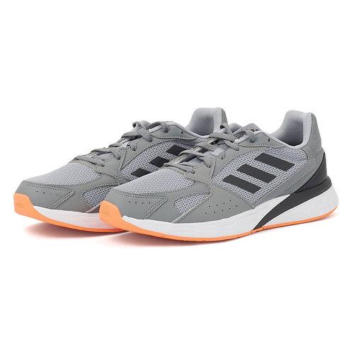 adidas Response Run - Αθλητικά - HALO SILVER/CARBON