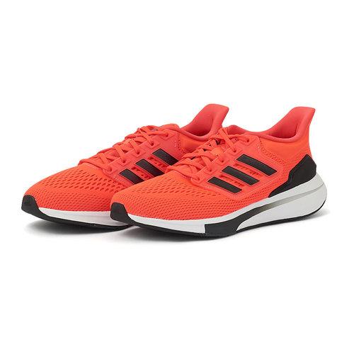 adidas Eq21 Run - Αθλητικά - SOLAR RED/CORE BLACK