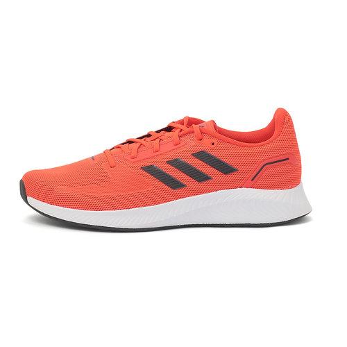 adidas Runfalcon 2.0 - Αθλητικά - SOLAR RED/CARBON