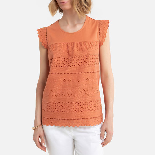Κοντομάνικη μπλούζα - Μπλούζες & Πουκάμισα - ΠΟΡΤΟΚΑΛΙ