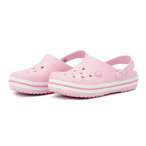 Crocs Crocband Clog K - Σαγιονάρες - PINK