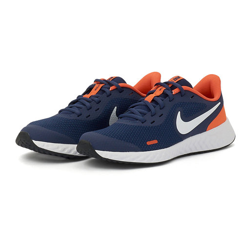 Nike Revolution 5 - Αθλητικά - MIDNIGHT NAVY/WHITE