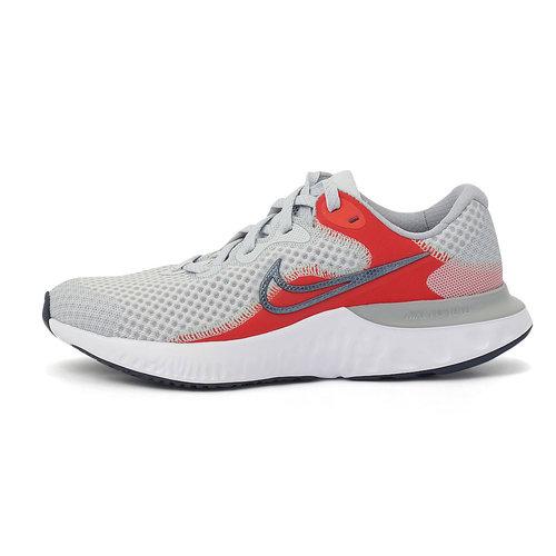 Nike Renew Run 2 - Αθλητικά - PURE PLATINUM/DEEP OCEAN