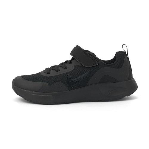 Nike WearAllDay - Αθλητικά - BLACK/BLACK