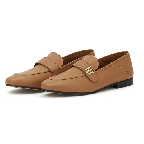 Tommy Hilfiger - Brogues & Loafers - COGNAC
