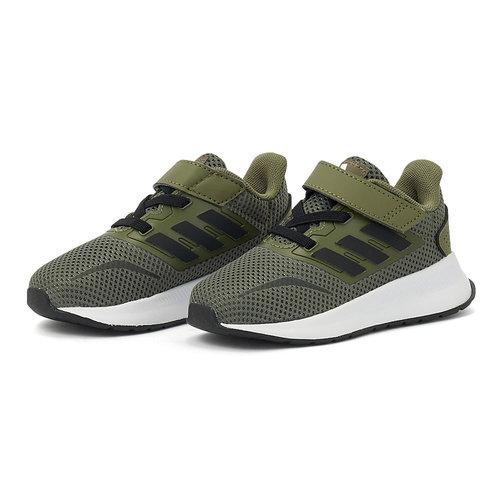 adidas Runfalcon I - Αθλητικά - RAW KHAKI/CORE BLACK