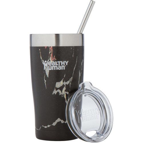 Healthy Human Cruiser Tumbler - Παγούρια Θερμός - BLACK ONYX