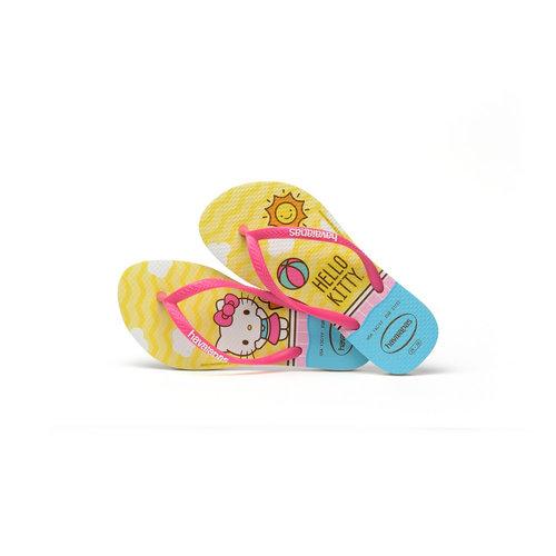 Havaianas Hello Kitty - Σαγιονάρες - WHITE