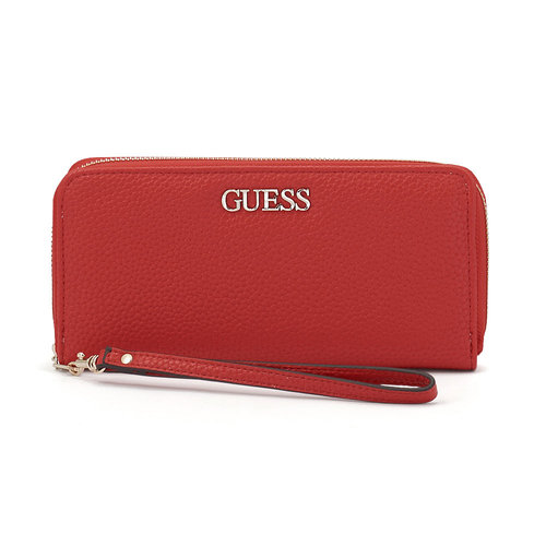 Guess Alby Slg - Πορτοφόλια - RED