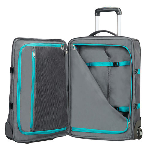 American Tourister Road - Βαλίτσες - GREY/TURQUOISE