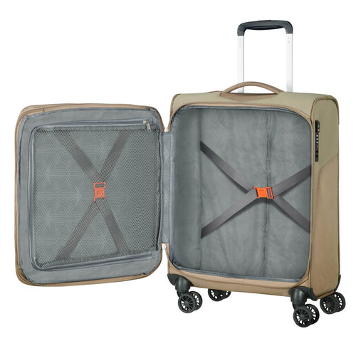 American Tourister - Βαλίτσες - BEIGE