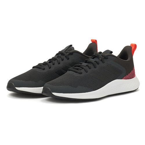 adidas Fluidstreet - Αθλητικά - CARBON/CORE BLACK
