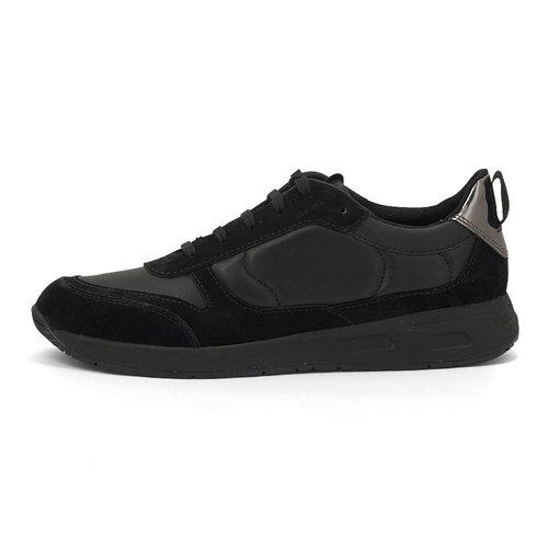 Geox D Bulmya A - Sneakers - BLACK
