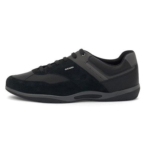 Geox U Volere A - Sneakers - BLACK